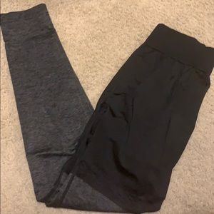 Gymshark Dual-Color Leggings